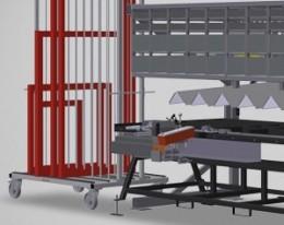 Furnitūra, montavimas, logistika