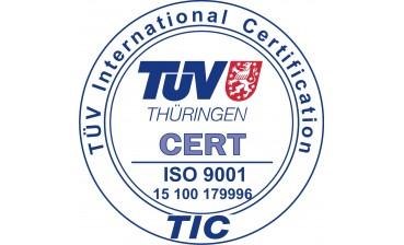 Kokybės vadybos sistema ISO 9001:2015