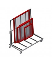 Produkcijos gabenimo vežimėlis KW 1