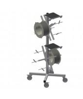 Guminių tarpinių vežimėlis DW 4