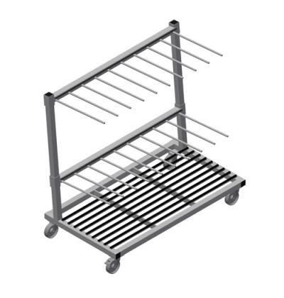 Profilių transportavimo vežimėlis PWS 1400
