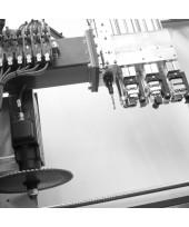 2 ašių kampų valymo staklės ES-2AML