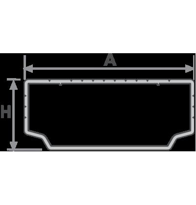 Lankstus aliuminio rėmelis