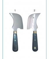 Rankinis siūlių valymo peilis