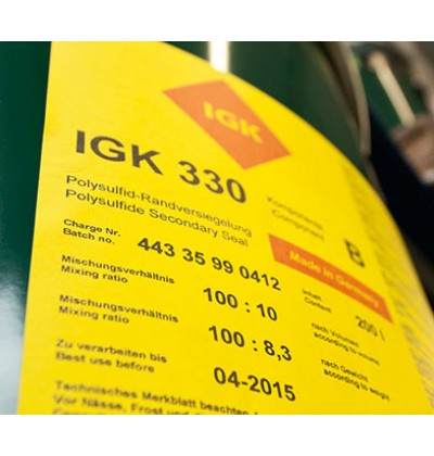 IGK 330- Polisulfido sandariklis