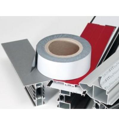 Apsauginė plėvelė PVC ir aliuminio profiliams